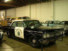 Dodge 880 California Highway Patrol Car