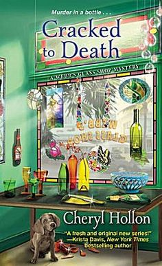 Cracked to Death by Cheryl Hollon ~ Kittling: Books