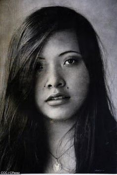 """Arlen Siu, martyr of the Sandinista revolution. Known as """"La Chinita"""" (The Chinese Girl), she was active in the music group Pancasan and also fought against Somoza's National Guard in the early years of the war. She died in combat in 1972 at age 20."""