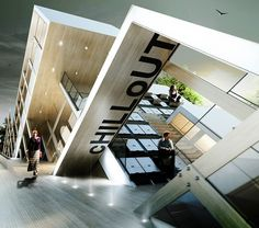 Prefabricated Pavilion Randerscheinung in Kassel, Germany