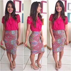 Look comportado e fashion  #moda #ootd #lookdodia #pink #cuiabá #varzeagrande #love #instagood #cute #photooftheday #follow #eyes #nice #beautiful #happy #girl