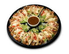 PARTY PLATTER IDEAS | Tacos and Company | Catering | Party Trays