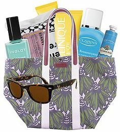 Summer bag must-haves on cheekyalchemy.com