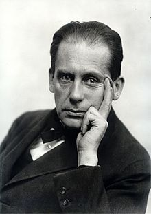 Walter Gropius. (1883-1969) Founder of the #Bauhaus school and its master from 1919 -1932.