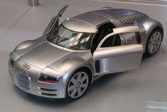 Audi Rosemeyer Modell - Audi Rosemeyer - Wikipedia, the free encyclopedia