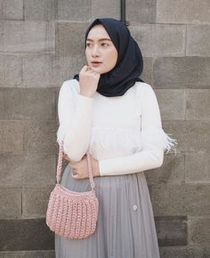 Ootd Hijab, Tulle, Skirts, Inspiration, Fashion, Biblical Inspiration, Moda, Fashion Styles, Skirt