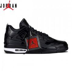 78f3efcffe2a Authentic 719864-010 Air Jordan 11Lab4 Black Black-White