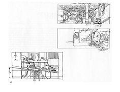 ISSUU - Blade Runner Sketchbook (1982) by Future Noir