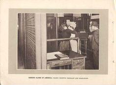 Kissing Gates at Ellis Island