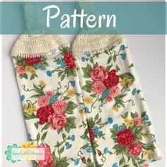 Easy Kitchen Towel Topper Crochet Pattern Crochet Dish Towel | Etsy Crochet Dish Towels, Crochet Towel Topper, Crochet Kitchen Towels, Crochet Hooks, Double Crochet Decrease, Half Double Crochet, Single Crochet, Crochet Basics, Easy Crochet