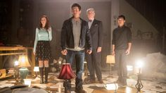 Flynn Carson et les nouveaux aventuriers  S02  E05  And the Hollow Men