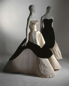 Artist/Maker Charles James, (American born Great Britain, 1906-1978) Date 1953 Place American