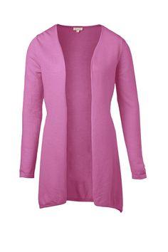 merino wrap in Pink Clover Marl