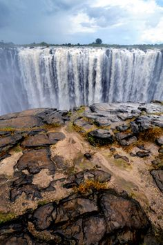 Zimbabwe. one of the seven wonders of the world. enjoyed my trip here.