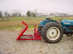 Home built 3-point tractor attachments - Homesteading Today