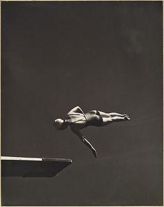 jump | dive | diver | floating | vintage | www.republicofyou.com.au