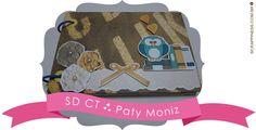 Scrappiness Designs Creative Team ♥ Paty Moniz