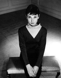 La actriz, retratada por Anthony Beauchamp