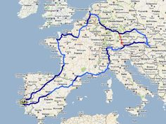 Europe Tours Trips With Contiki Places Id Like To - European trips