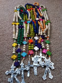 Beautiful Rosaries