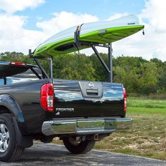 Diy Truck Bed Kayak Rack Tallapoosa Coosa Projects