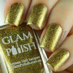 Bettina Nails: Masters of Illusions Collection by Glam Polish