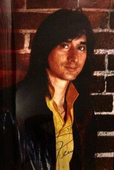 Steve Perry ~ Had to give my teen rock idol his proper recognition.  Looks like I went a little nutz, dang you pinterest!