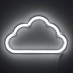 Shop our Heart LED Neon Wall Light. Bright red heart mounted on acrylic is lightweight for easy hanging. LED Neon is a safer alternative to glass neon, perfect for room decor. Cloud Lights, Led Wall Lights, Neon Sign Bedroom, Bedroom Signs, Room Ideas Bedroom, Bedroom Decor, Bedroom Ceiling, Cute Room Decor, Lumiere Led