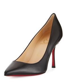 5912961ca1c Christian Louboutin Decoltish 85mm Red Sole Pump