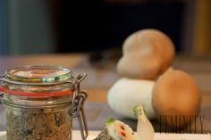 Sezóna húb nám umožňuje pripraviť si aj také delikatesy ako je hubová paštéta.