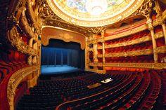 Pat Christian | Arts & Entertainment Photography | Paris Opera House