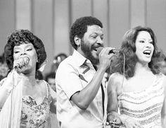 Elza Soares, Martinho da Vila e Clara Nunes