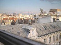 Rooftop view overlookiing the Belleville neighborhood :-)