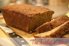 Banana Bread by The Foodies' Kitchen, via Flickr