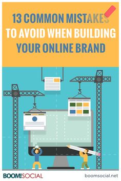 @Garst shows us what to avoid when you're building your brand online