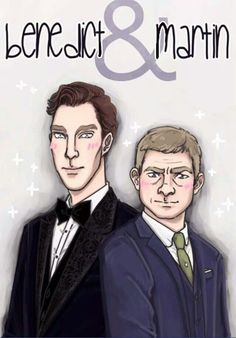 Ben and Martin by enerjax