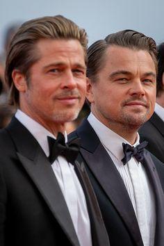 Cannes 10 shots proving that Brad Pitt and Leonardo DiCaprio are still accomplices - Bradley Pitt - Cinema Leonard Dicaprio, Leonardo Dicaprio 90s, Charles Manson, Quentin Tarantino, Cannes, Brad Pitt And Angelina Jolie, Young Brad Pitt, Brad Pitt Hair, Leo And Kate