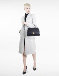 Vienna (Black) Handbag - HBD101