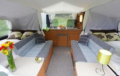 Countryman 2015 Model RRP £11,795 | Pennine Outdoor Leisure | Pennine and Conway Folding Camper manufacturer. Spare parts and accessories.