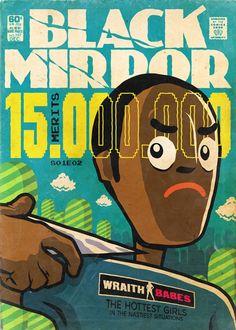 """Segundo episódio da primeira temporada de """"Black Mirror"""", """"Fifteen Million Merits"""" (""""Quinze Milhões de Méritos"""") (Foto: Reprodução)"""