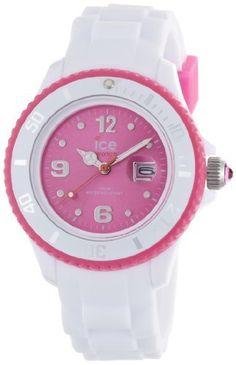Ice-Watch SI.WP.S.S.11 Ladies Ice-White Pink Watch by Ice-Watch, http://www.amazon.com/dp/B007CAS2GU/ref=cm_sw_r_pi_dp_kw2Wrb1JFWXC2