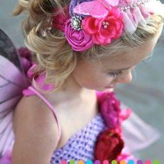 Kız Bebek Saç Bandı Modelleri 76