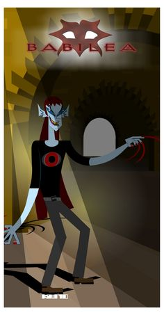 Vampire Scum#2