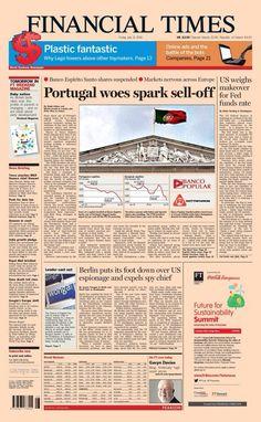 Online Battle, Financial Times, July 11, Marketing, Journaling