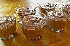 Schokoladenpudding aus dem Thermomix, ein schmackhaftes Rezept aus der Kategorie Kochen. Bewertungen: 29. Durchschnitt: Ø 4,1.