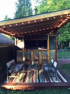 Most up-to-date Pics backyard sheds hangout Tips Acquiring an incredible still long-lasting eliminate foundation will be a great expertise to get. Exploring from the tr Backyard Bar, Backyard Sheds, Patio Bar, Backyard Landscaping, Outside Living, Outdoor Living, Outdoor Decor, Bbq Shed, Pub Sheds