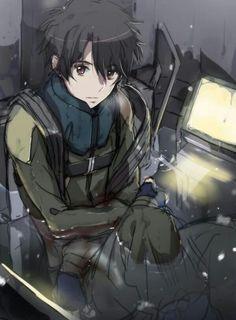 Kaizuka Inaho; Aldnoah.Zero