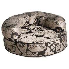 I pinned this Melrose Pet Bed in Licorice from the Creature Comforts event at Joss and Main!