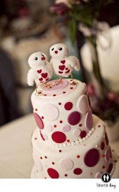 Cake Toppers Wedding Cakes Photos on WeddingWire