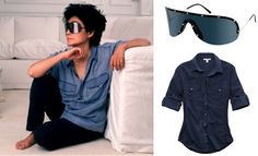 Tomboy Style: Yoko Ono's Uniform